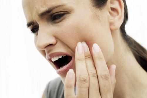 dent pourrie